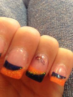 Bronco nails!