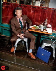 Andy Cohen #suits up in Ralph Lauren Black Label