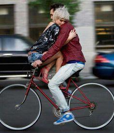 Love Cycling...