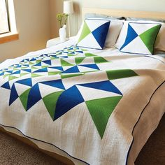 Modern Patchwork on