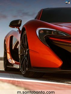 ♂ Car red McLaren P1 #vehicle #wheels