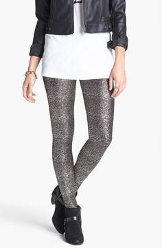 Glitter Leggings. Enough said.
