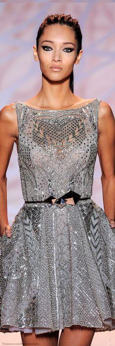 Billionairess: Zuhair Murad Haute Couture | F/W 2015