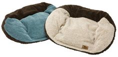 BEST dog beds in the world!! Eco-friendly, American made, and they stay in shape for a LONG time!!