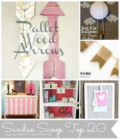 20 DIY projects