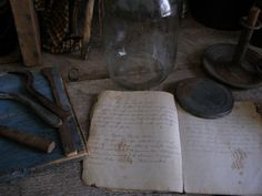 Old cookbook and canning needfuls!!!