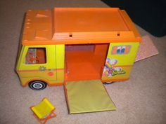 Barbie Camper yes I had this!