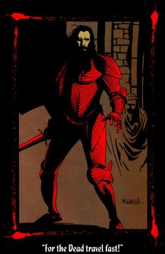 Dracula by Mike Mignola