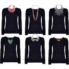 change up your neckline look!
