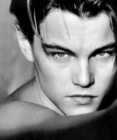 LEONARDO DICAPRIO Black and White PICTURES PHOTOS and IMAGES