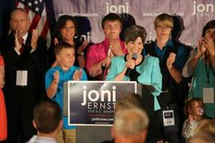 Koch-linked group harassing Iowa farmers group for endorsing Democrat - Joni Ernst, Koch favorite and not the choice of the Corn Growers.   There's no question that Iowa Republican Joni Ernst is 100 percent Koch, and that Koch and the groups Koch funds will go to any ...