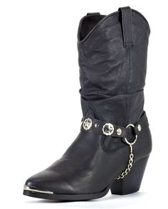 Womens Bailey Boot - Black