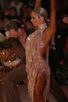 salsa bachata or latin dance dress