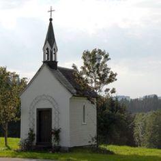 roadsid church, tini chapel, blackforest germani, germany, tini white, white church, countri church, small chapel, country churches