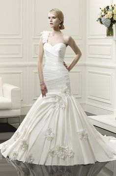 Val Stefani, 2014 wedding dressses, stefani 2014, spring weddings, ideasdressesveilsand shoe, gowns, wedding dress styles, spring 2014, 2014 collect, val stefani