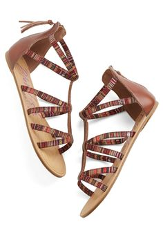 Thread of Life Sandal
