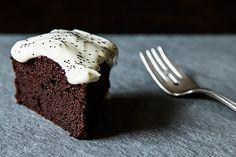Moist Chocolate-Beet Cake