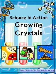 This investigation centers around growing crystals from Borax powder (located in the laundry detergent aisle). Students will practice recording information, using tools of science, and engaging in discussion as they conduct the investigation.  Handouts are included to connect the investigation to reading, mathematics, research, and writing standards with an emphasis on higher-level activities.
