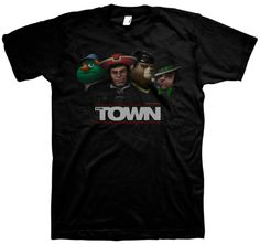 "This ""The Town"" T Shirt From BruinsLife.com Is Absolute Fire"