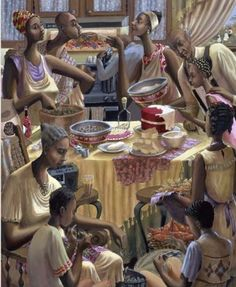 """Let's Do This  www.stateoftheblackparent.org """"Soul Food"""" 