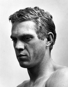 Steve McQueen © Roy Schatt