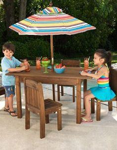 KidKraft 6-pc. Table Set