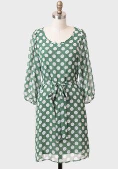 Polka Dot Dress from Ruche