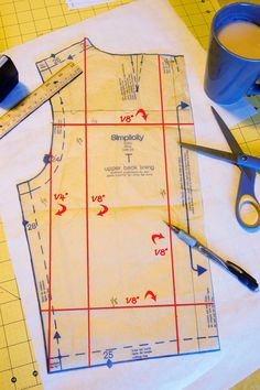 Making a smaller pattern into a larger size