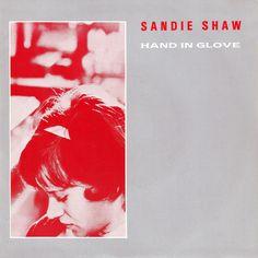 Hand In Glove Sandie Shaw Version 1984. Cover Star Rita Tushingham