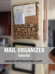 Mail organizer tutorial