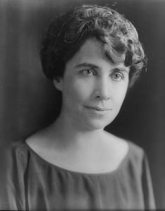 Grace Goodhue Coolidge  A portrait of First Lady Grace Coolidge, wife of President Calvin Coolidge