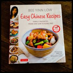 Cookbook review: Easy Chinese Recipes by Bee Yinn Low