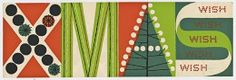 christma 2011, holiday cards, yule, holiday graphic, xmas letter, xmas cards, hand lettering, typographi, frederick hammersley