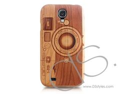 Genuine Wood Camera Case For Samsung Galaxy S4 i9500  http://www.dsstyles.com/samsung-galaxy-s4-cases/genuine-wood-series-samsung-galaxy-s4-case-i9500-camera.html