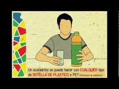 Instructivo para hacer un Ecoladrillo / Valpo Interviene / Chile.