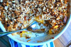 Squash & Apple Gratin: Ready for FALL!