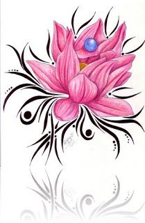 Amazing Flower Tattoos With Image Flower Tattoo Designs For LotusTattoo Picture 3