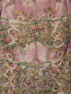Robe à la Française  1750-75