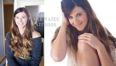 A gorgeous glamour photo shoot w @DeeYatesStudios. www.deeyates.com #glam #glamourphotographer #beauty #beforeandafter