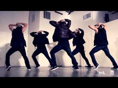 Brian Puspos Choreography - Wet The Bed by Chris Brown