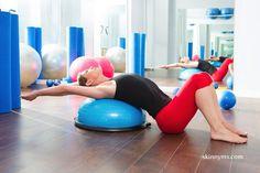 exercise workouts, exercise videos, fitness routines, bosu workout, bosu ball
