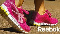 Reebok Shoes: Get $50 online voucher for $25!