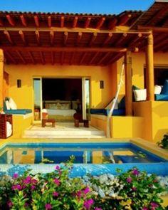 Four Seasons Villa 14 - Punta de Mita, Mexico #Jetsetter