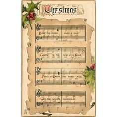 CHRISTMAS HARK! THE HERALD ANGELS SING GLORY TO THE NEW BORN KING,... ❤ liked on Polyvore