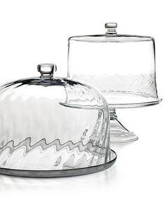 Martha Stewart Cake Domes