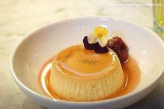 Flan at Picca Peruvian Cantina (Los Angeles, CA). #UniqueEats #flan #dessert
