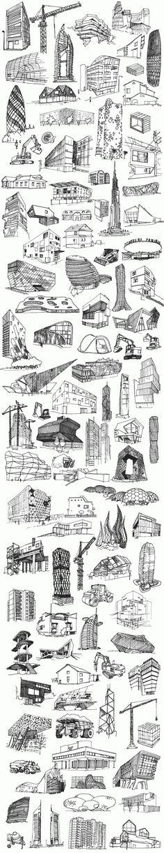 XXI Architecture / Piotrek Chuchla