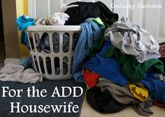 For the ADD Housewife--The Trick of 13