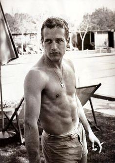 Paul Newman. Devastatingly sexy.