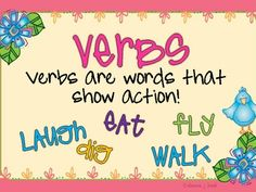 Need something concrete so still fun to practice verbs? This file includes:Verb Detective-students choose 3 people in their classroom and watch...